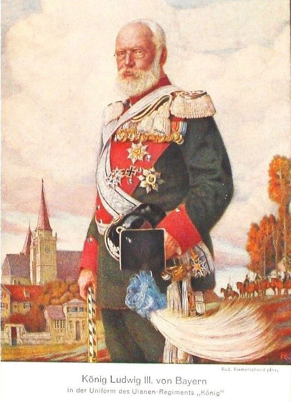Koenig_LudwigIII-Ulanen-Postkarte2