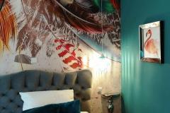 Boutiquehotel SchwarzerBock King Size Zimmer