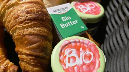Bio Frühstücks Buffet Schwarzer Bock