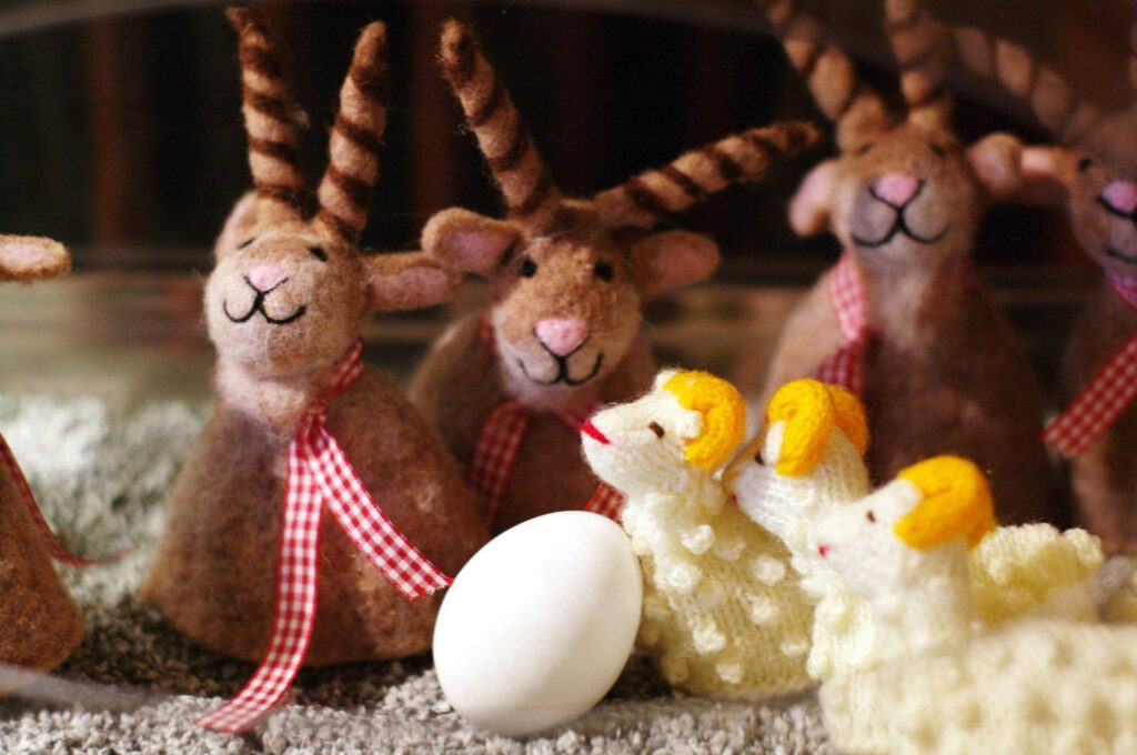 Bock Frühstücksbuffet Bioland Eier