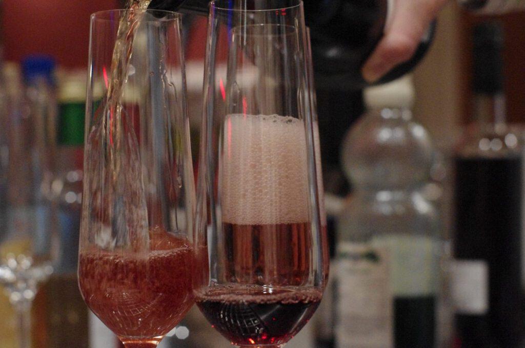Bio Secco und alkohlfreier PriSecco